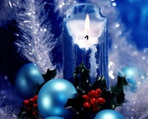Christmas-candle-decoration