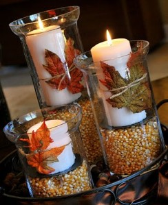 Fall-Decoration-Idea-with-Candles