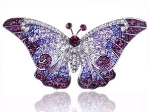 purple-butterfly-jewelry-sets
