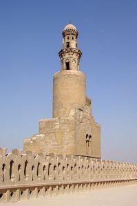 399px-Kairo_Ibn_Tulun_Moschee_BW_7