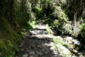 Inka-Trail-stream