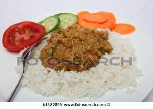 Mutton mughlai curry