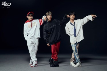 V ,J Hope and Jimin