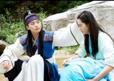 Seon-u and A ro